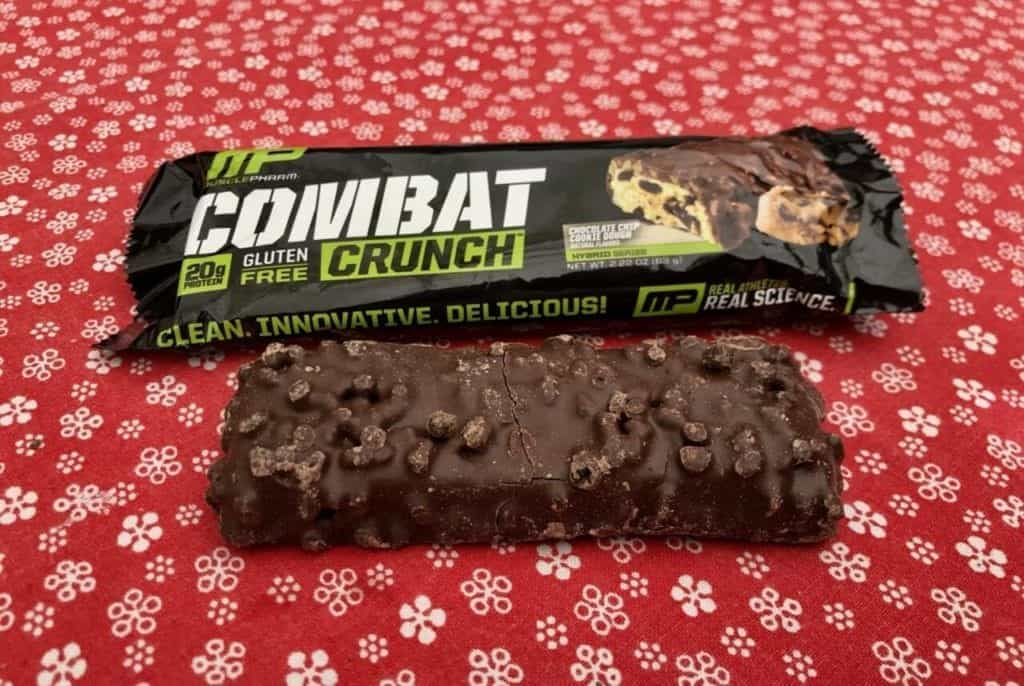 Musclepharm Combat Crunch Proteinriegel