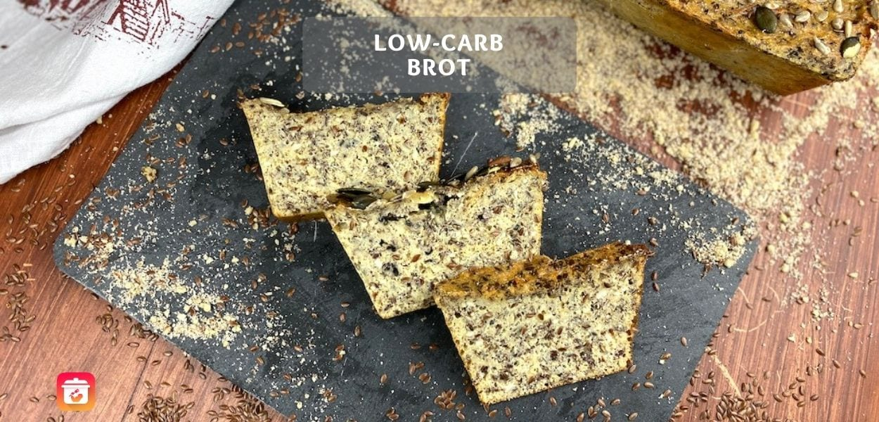 Das Nummer #1 Low-Carb Brot – Gesundes Low-Carb Eiweißbrot