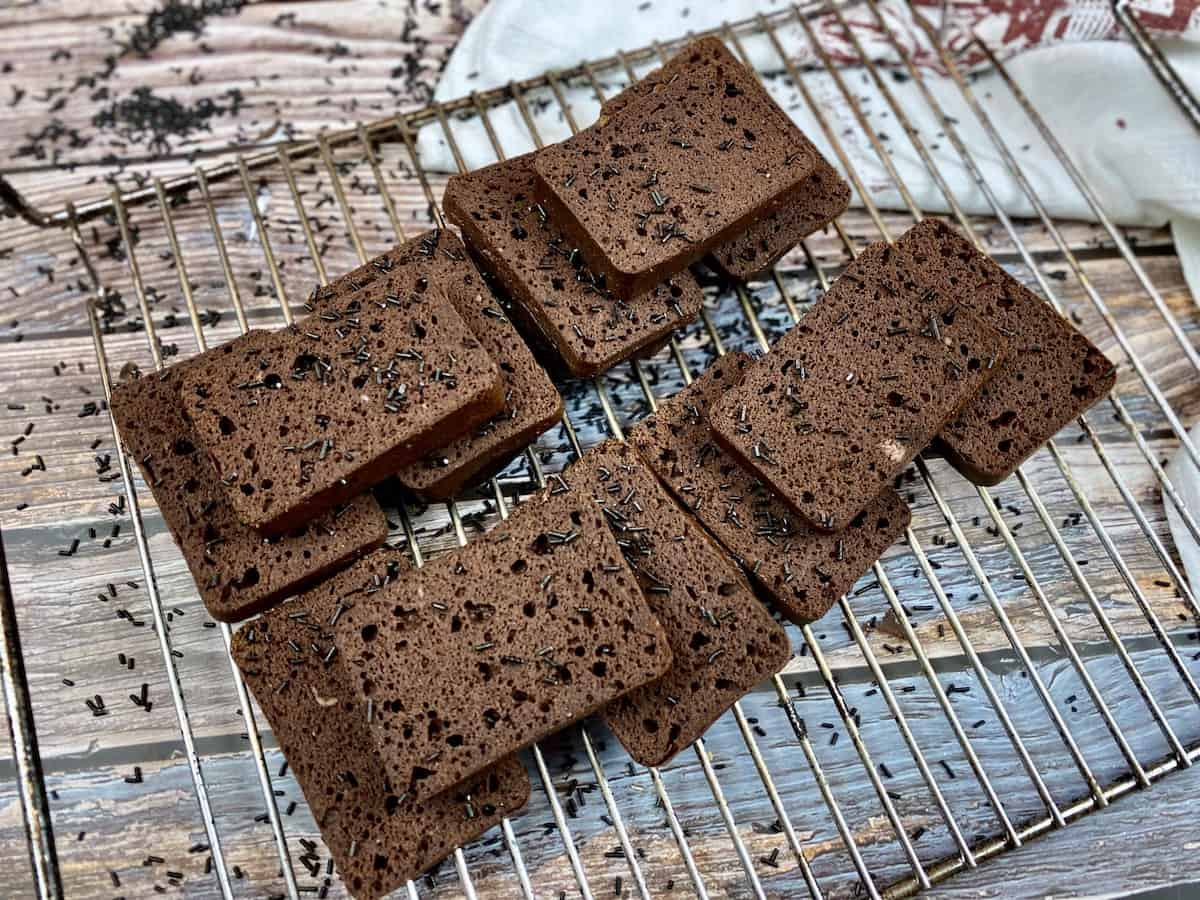 Gesunde Schoko brownies