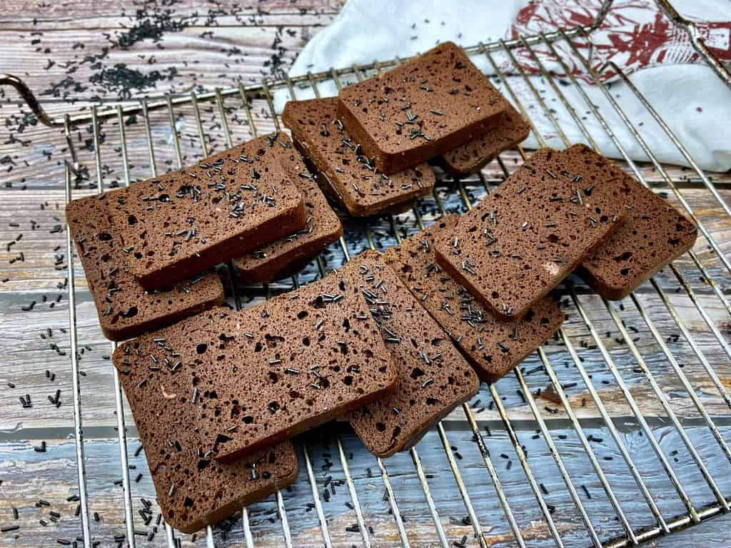 Kidneybohnen Brownies