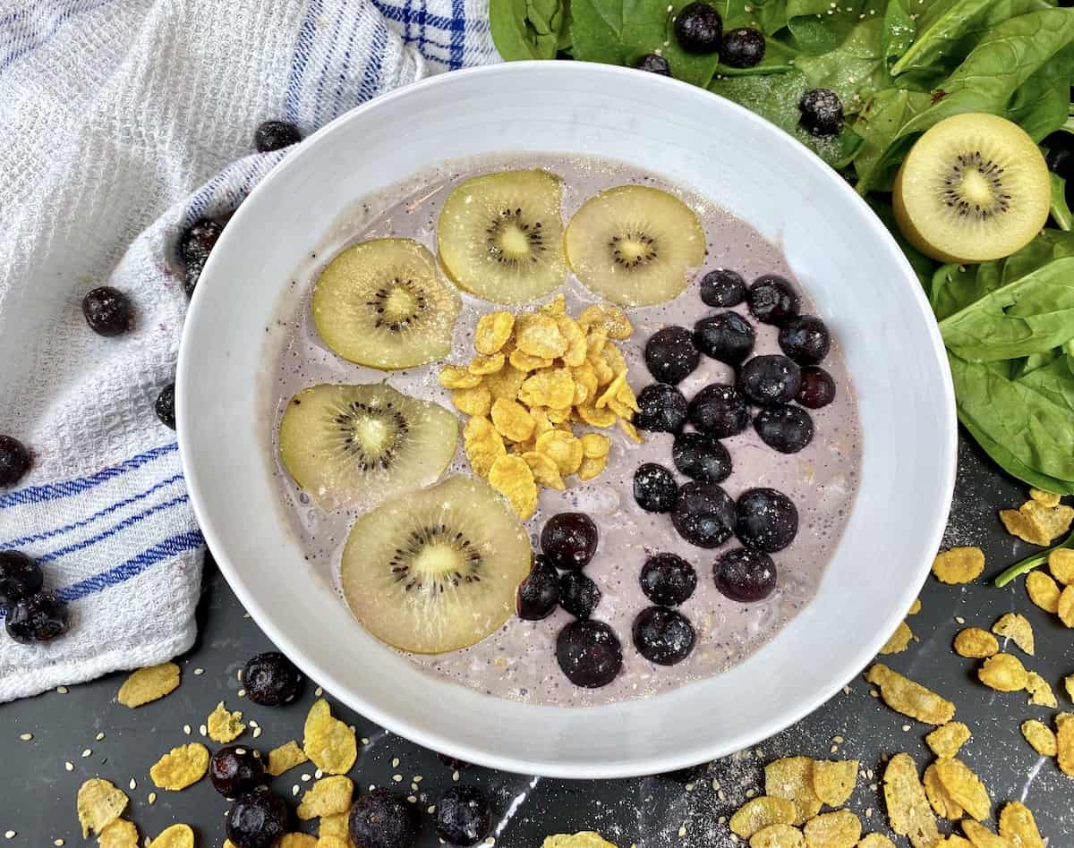fitness Smoothie Bowl